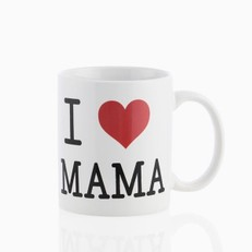 TAZA I LOVE MAMA ROMANTIC ITEMS