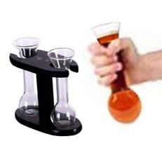Set de 2 chupitos Mini Yard Glass